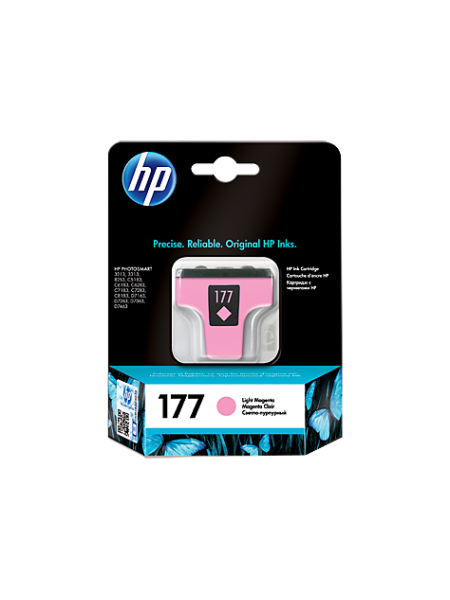 Картридж HP №177 C8775HE Light Magenta