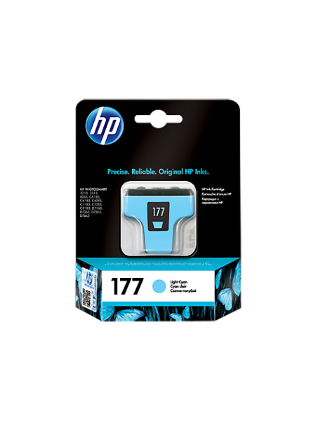 Картридж HP №177 C8774HE Light Cyan